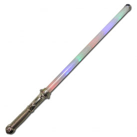 Flashing LED Ninja Sword