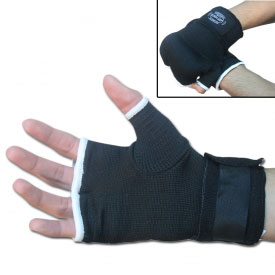 Foam Padded Cloth Gloves