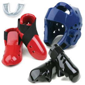 Foam Sparring Set