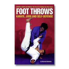 Foot Throws - Karate, Judo and Self-Defense