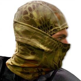 Forest Cobra Balaclava