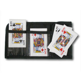 Four Kings Steel Throwing Cards