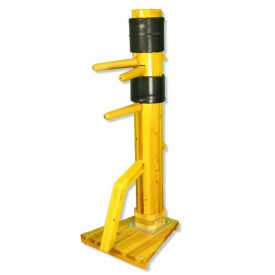 Free-Standing Wing Chun Wooden Dummy