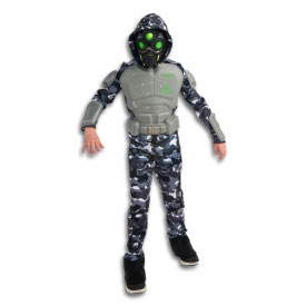 Future SWAT Ninja Costume