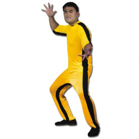 Game of Death Bruce Lee Jumpsuit