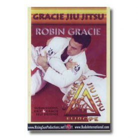 Gracie Jiu Jitsu Vol. 2: Submissions, Exit, and Self-Defense (DVD)