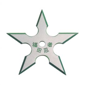 Green Arrow Throwing Star