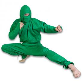 Green Ninja Uniform