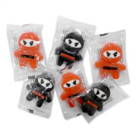 Gummy Ninja Snacks