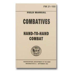Hand To Hand Combat Field Manual