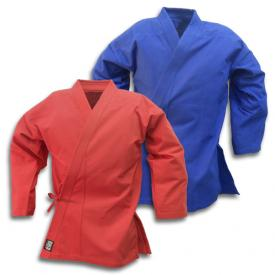 Heavyweight Colored Karate Jacket (Clearance)