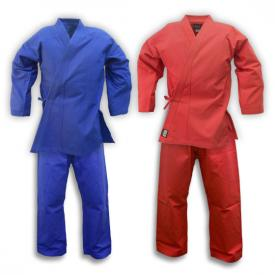 Heavyweight Colored Karate Uniform (Clearance)