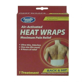 Instant Pain Relieving Heat Wrap