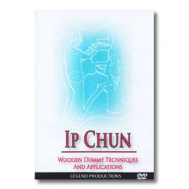 Ip Chun: Wooden Dummy Techniques and Applications (DVD)