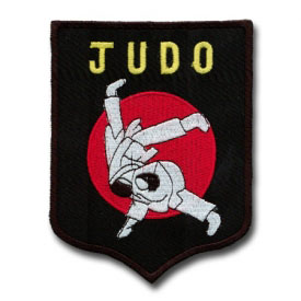 Japanese Judo Patch (7 Left In Stock)