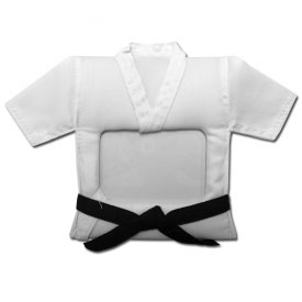 Karate Gi Picture Frame