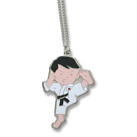 Karate Kid Necklace