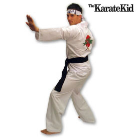 Karate Kid Replica Gi