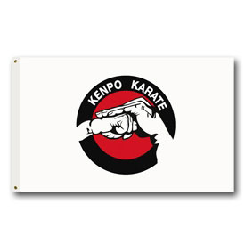 Kenpo Karate Flag