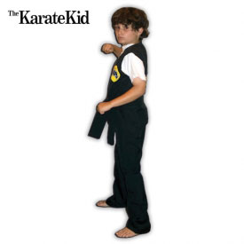 Cobra Kai Kid Costume