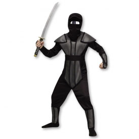 Kids Haunted Mirror Ninja Costume