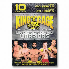 KOTC: Underground Warriors (5 DVD Set)