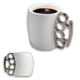 Knuckleduster Mug