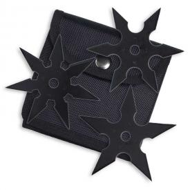 Kohga Black Throwing Stars