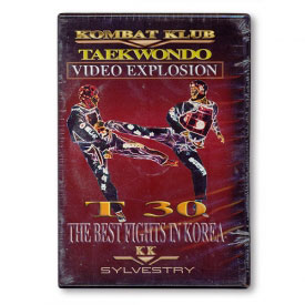 Kombat Klub Taekwondo: Best Fights (DVD)