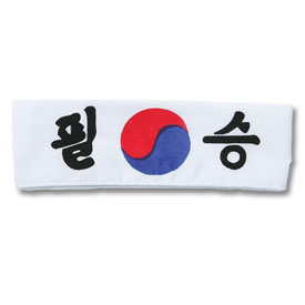 Korean Victory Headband