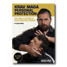 Krav Maga Personal Protection (DVD)