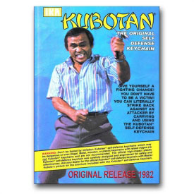 Kubotan: The Original Self Defense Keychain (DVD)