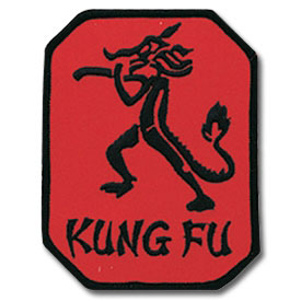 Kung Fu Dragon Boxing Patch