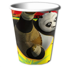 Kung Fu Panda Party Cups (8-Pack)