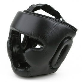 Leather Sparring Headgear