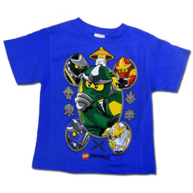 LEGO Masters of Spinjitzu T-Shirt