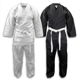 Lightweight Karate Uniform with Pockets (7oz)