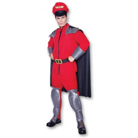 M. Bison Street Fighter Costume