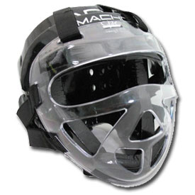 Macho Universal Face Shield (4 Left In Stock)