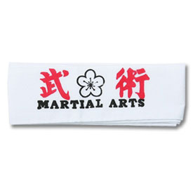 Martial Arts Headband