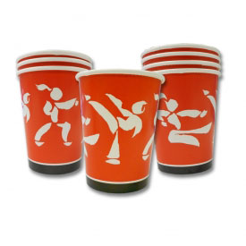 Martial Arts Party Cups (8-Pack)