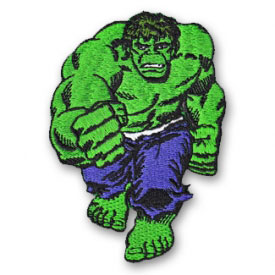 Marvel Comics Hulk Patch