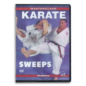 Masterclass Karate Sweeps (DVD)