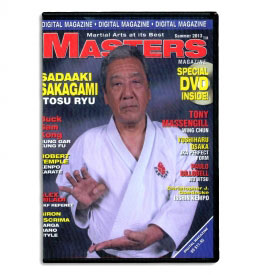 Masters Magazine: Summer 2013 (DVD)