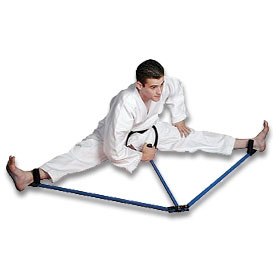 Deluxe Leg Stretcher Martial Arts Stretching Machines Wheel
