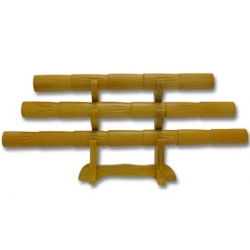 Mini Bamboo Sword Desk Set