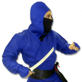 Nightshade Ninja Costume