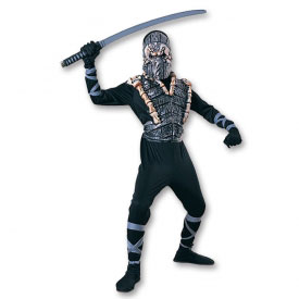 Kid's Ninja Annihilator Costume