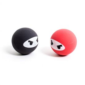 Ninja Bouncy Balls (6-Pack)