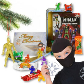 Kids Ninja Christmas Gift Set